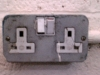 Damaged socket outlet